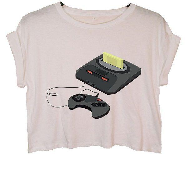 t-shirt-sega-mega-drive-genesis-console-manette-retrogaming-crop-top-femme [600 x 586]