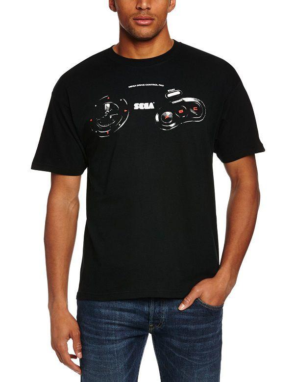 t-shirt-sega-mega-drive-genesis-manette-retrogaming [600 x 779]