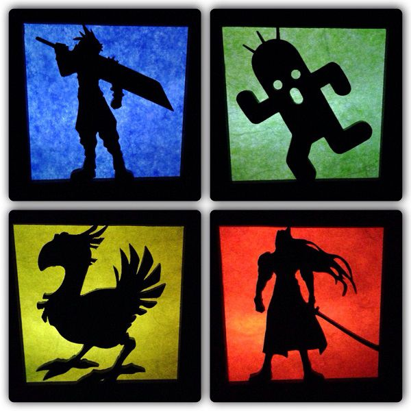 final-fantasy-7-logo-boite-lumiere-light-box-decoration [600 x 600]