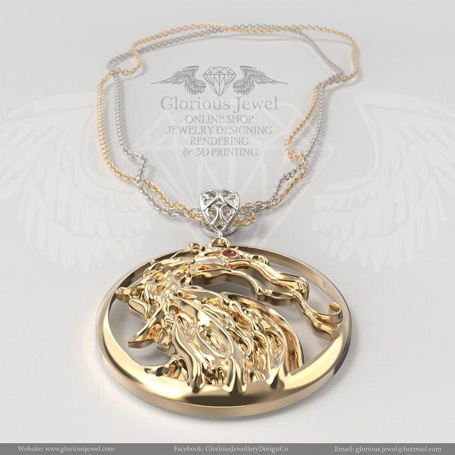 pendentif-mortal-kombat-logo-dragon-bijou-3 [650 x 650]