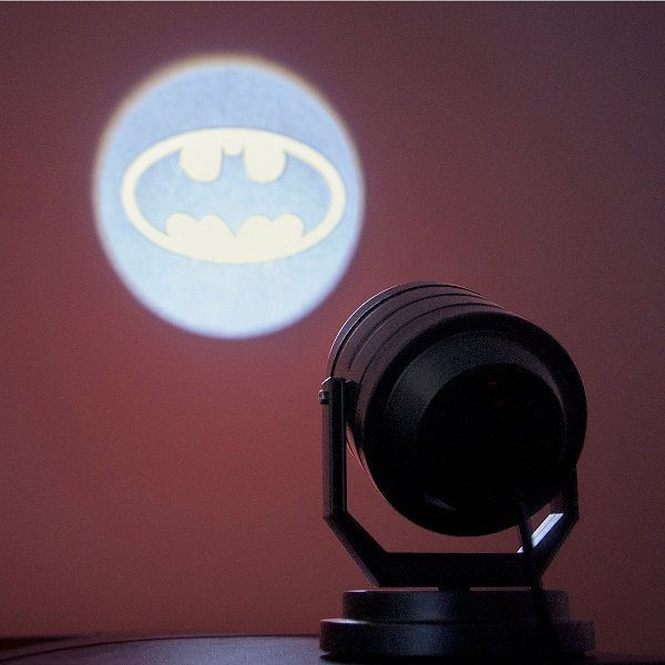 projecteur bat-signal logo de batman
