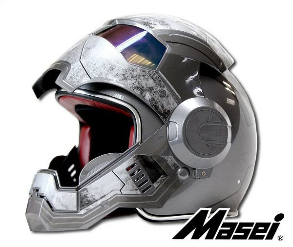 13 casques de moto iron man pour le fan. Black Bedroom Furniture Sets. Home Design Ideas