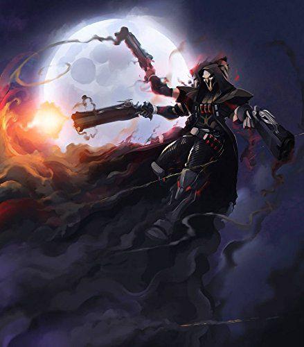 overwatch-faucheur-reaper-affiche-poster-jeu [439 x 500]