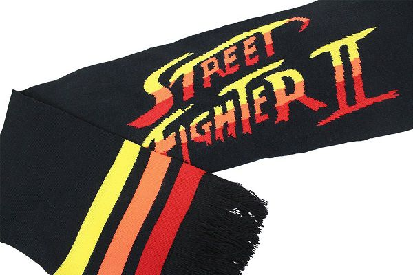 echarpe-street-fighter-2-logo-capcom-600-x-400