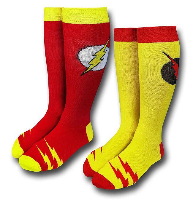flash-reverse-dc-comics-chaussette-650-x-685