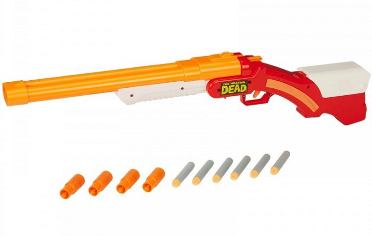 fusil-pompe-shotgun-flechette-the-walking-dead-rick-grimes-air-warriors-nerf-750-x-476