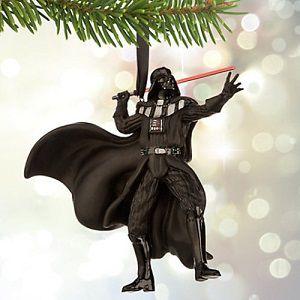 100 décorations de Noël Star Wars : guirlandes, boules, figurines…
