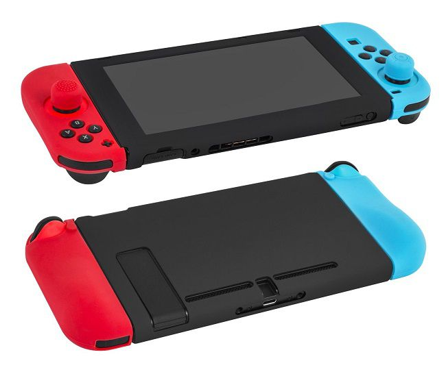 Housse nintendo switch housse anti chocs nintendo switch for Housse nintendo switch