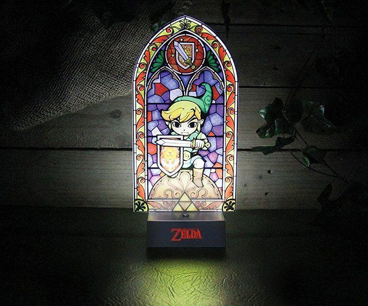 Luminaire zelda