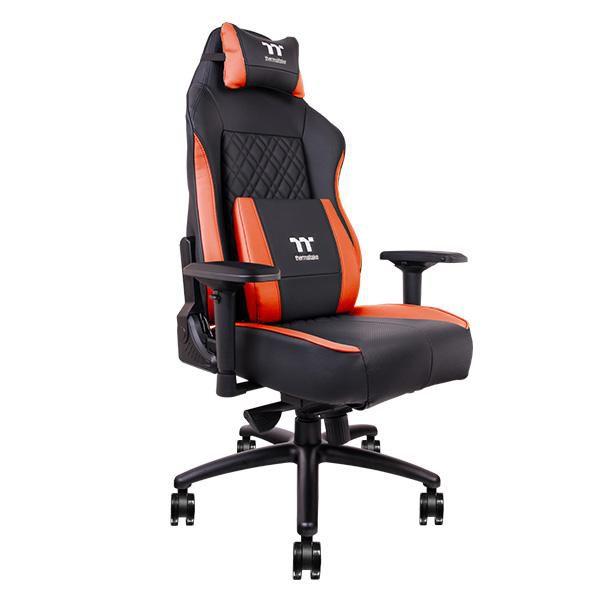 fauteuil gaming thermaltake garde votre post rieur au frais. Black Bedroom Furniture Sets. Home Design Ideas