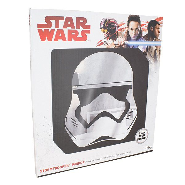star wars 5 miroirs la gloire du stormtrooper. Black Bedroom Furniture Sets. Home Design Ideas