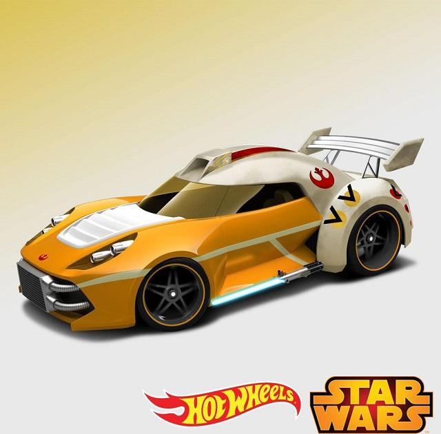 Luke Skywalker - Pilote X-Wing