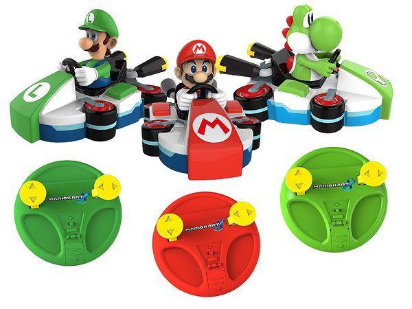 IRwall Climbers Mario Kart 8
