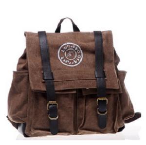 My Neighbor Totoro Canvas Backpack School Bag Pack [300 x 298]