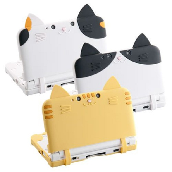 case-coque-protection-chat-nintendo-3ds-xl-une [600 x 600]