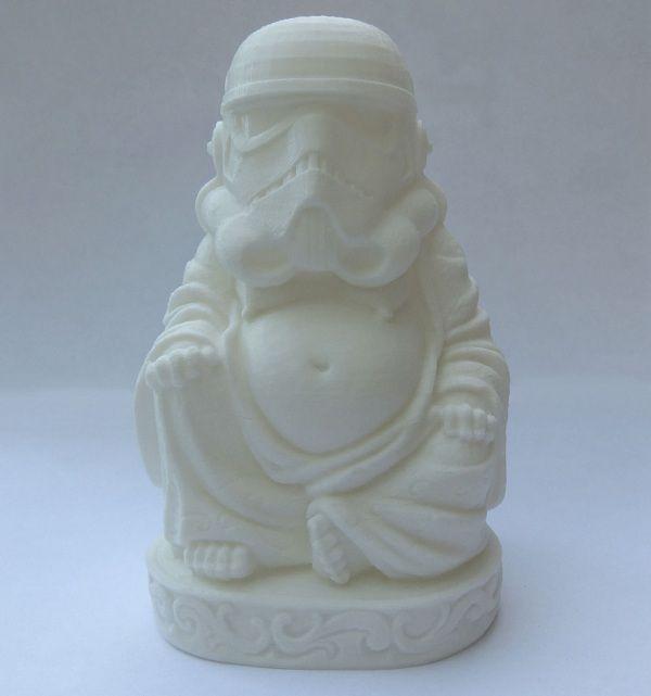 Zen Trooper - blanc Hoth