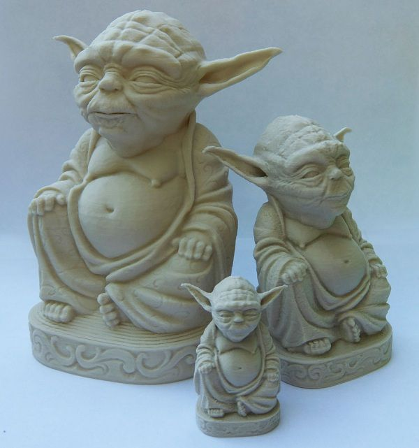Yoda Zen - Sable de Tatooine