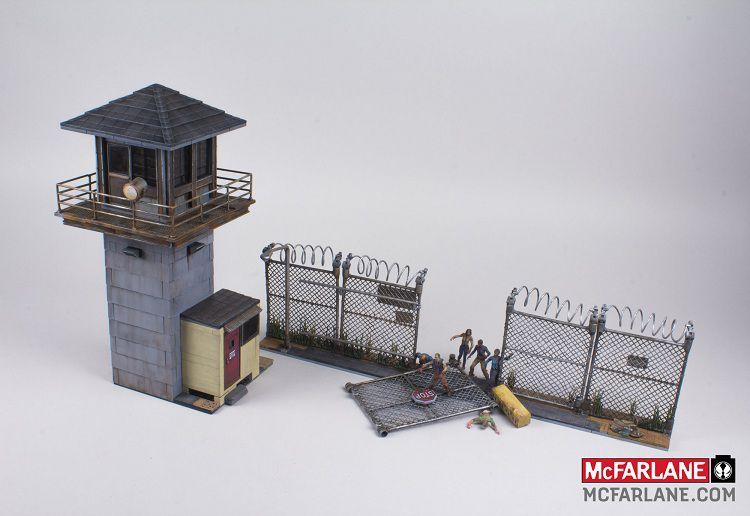 the-walking-dead-construction-set-jail-zombie-walkers [750 x 516]