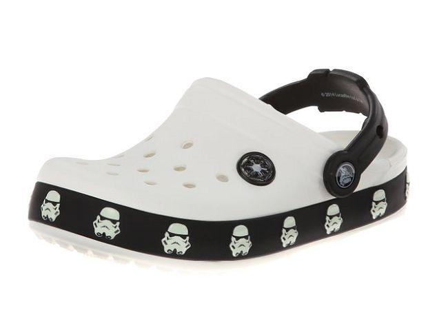Crocs Stormtrooper