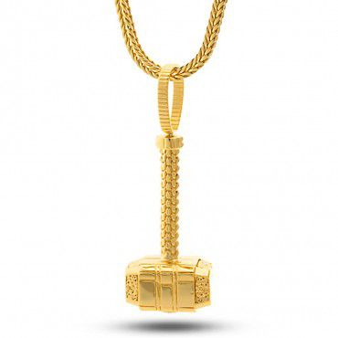 gold-thor-hammer-necklace [370 x 370]