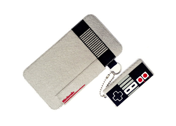 Housse Nintendo NES pour iPhone, Galaxy S, iTouch.