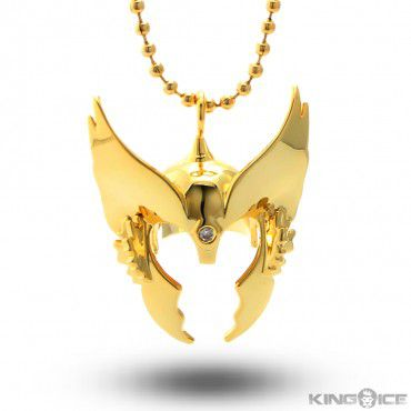 king-ice-thor-helmet-necklace [370 x 370]