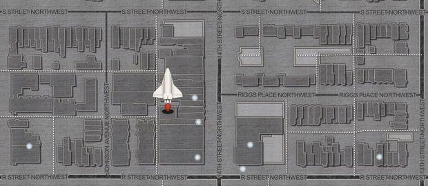 Locaux de MapBox à Washington D.C.