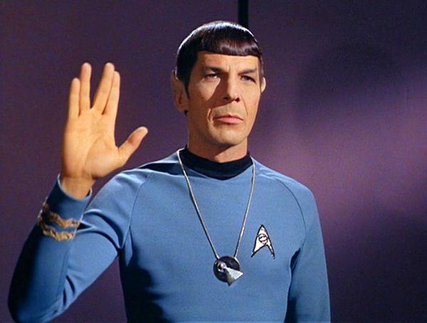 Salut Vulcain : Longue vie et prospérité.