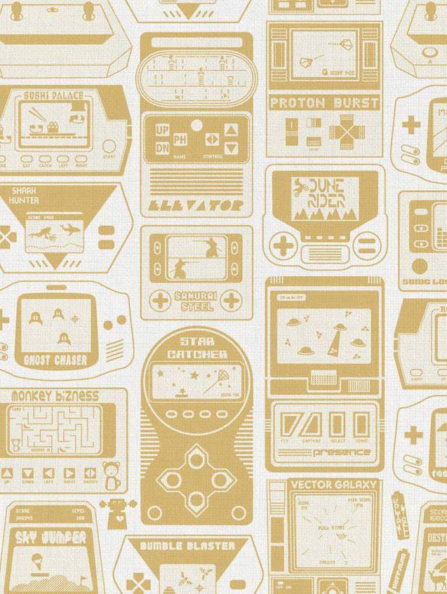 gameland-wallpaper-papier-peint-console-jeu-video- [637 x 847]