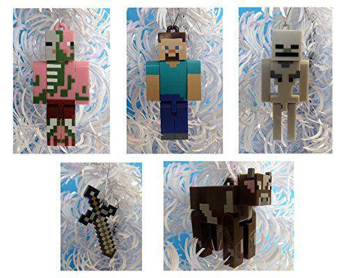 Minecraft-decoration-sapin-noel-pack-1 [500 x 400]