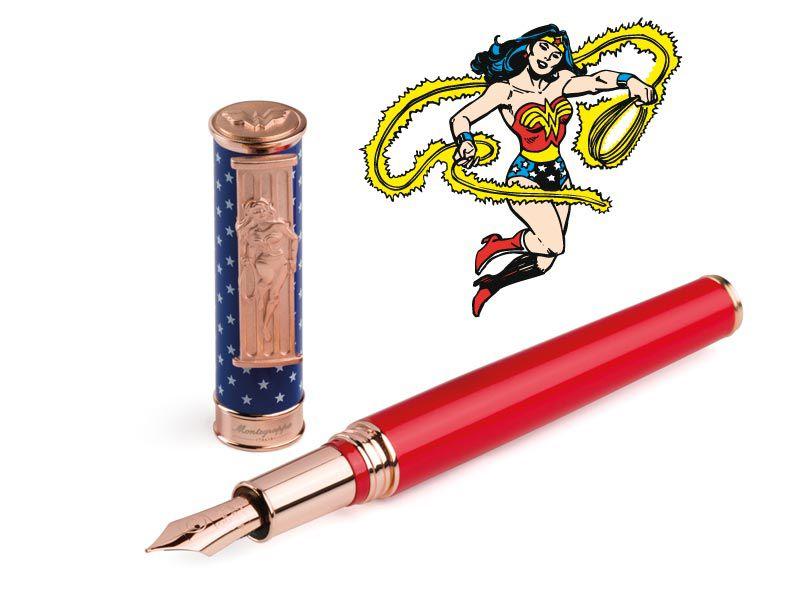 DC-Comics-pen-montegrappa-Wonder-woman [796 x 615]