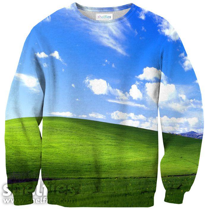 windows-xp-wallpaper-sweat-shirt-wtf-insolite-geek [700 x 703]