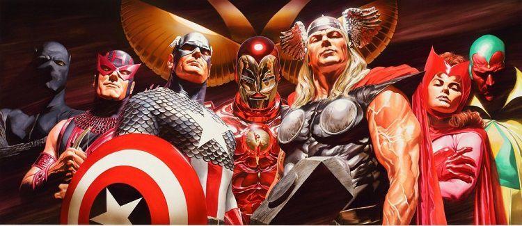 marvel-avengers-asssemble-alex-ross-canvas-art-signed [750 x 325]