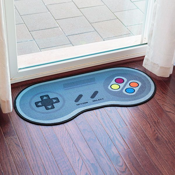 paillasson-super-nintendo-16bit-game-controller-doormat-2 [600 x 600]