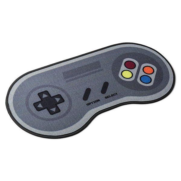 paillasson-super-nintendo-16bit-game-controller-doormat [600 x 600]