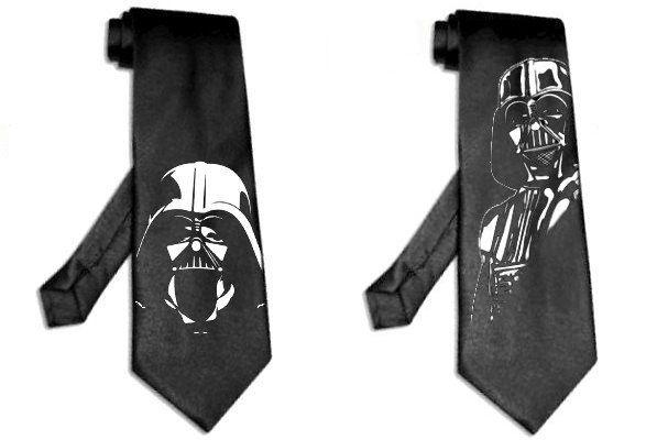 cravate-dark-vador-noir-star-wars [607 x 400]