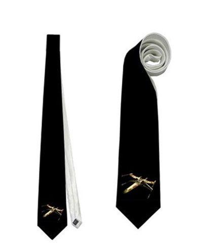 cravate-star-wars-x-wing-fighter-necktie [407 x 484]