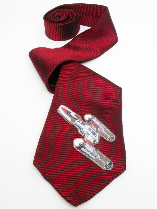 cravate-y-wing-star-wars [650 x 866]
