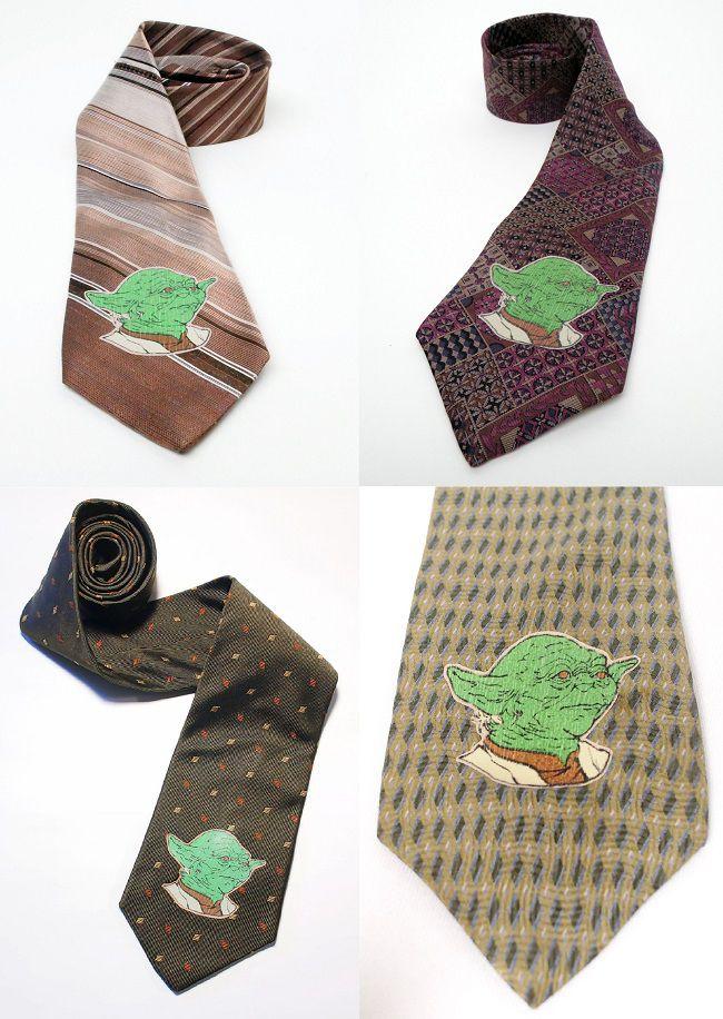 cravate-yoda-star-wars [650 x 916]