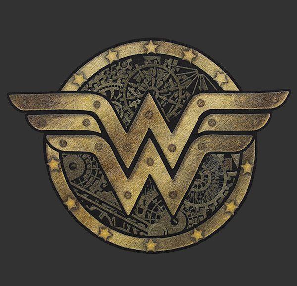 tshirt-steampunk-wonder-woman-ladies-tee [700 x 700]