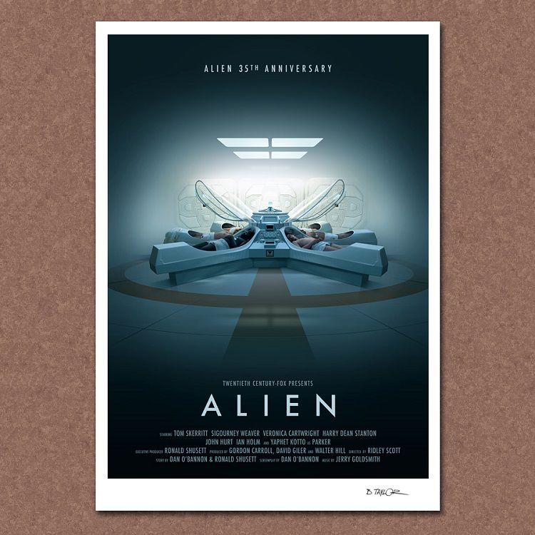 affiche-poster-film-alien-35th [750 x 750]