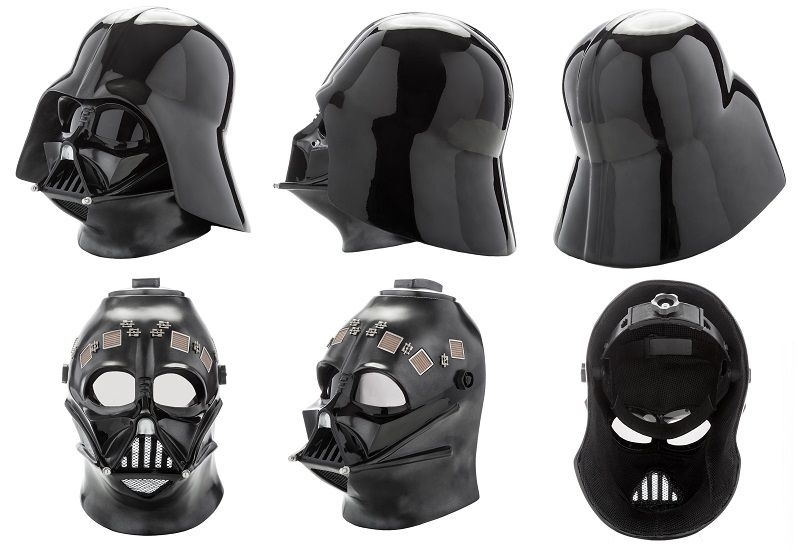 12 Casques Star Wars Collectors Dark Vador Kylo Ren