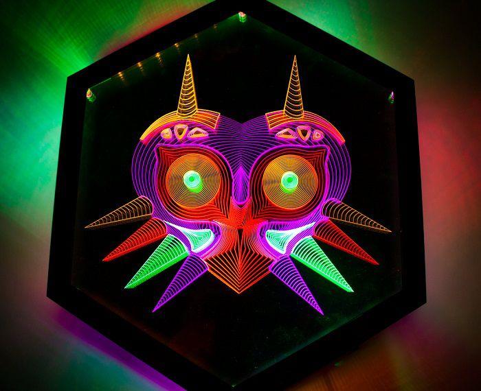 light-art-zelda-majora-mask-tableau-led-lumineux [700 x 570]