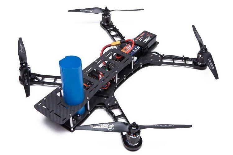lumenier-blast-a-450-drone-quadrirotor-lanceur-nerf-projectile [750 x 500]
