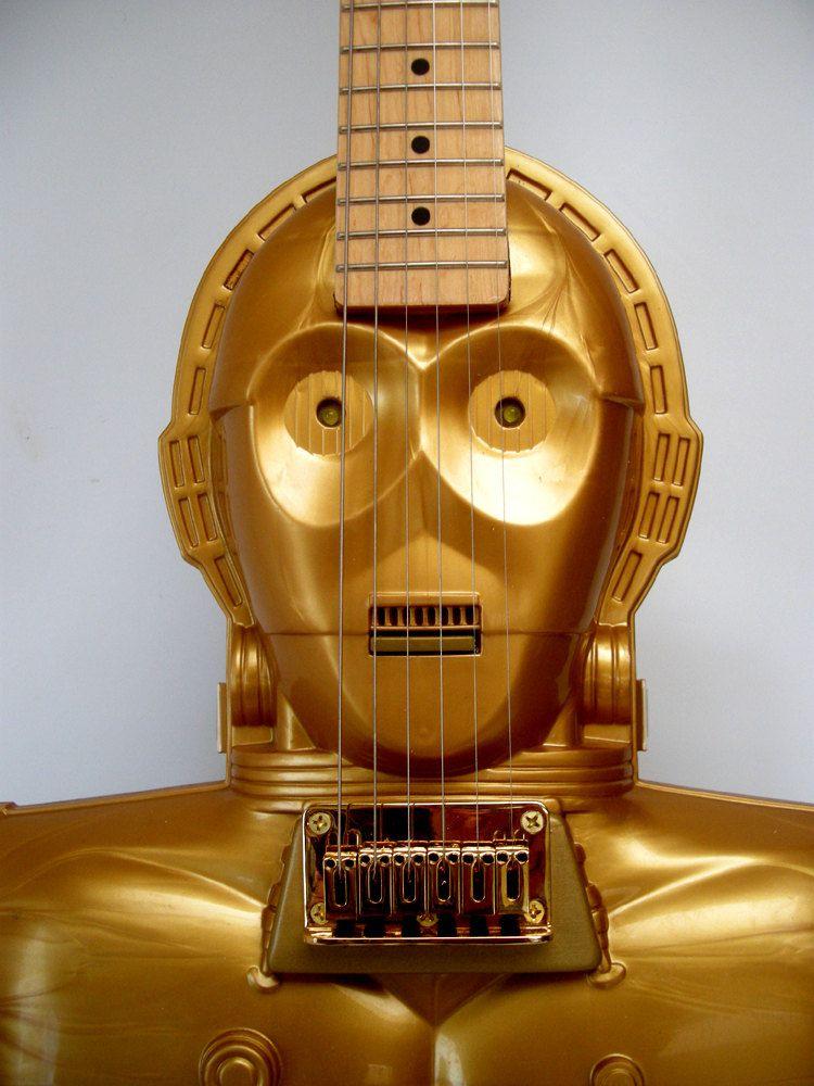 star-wars-guitare-c3po [750 x 1000]