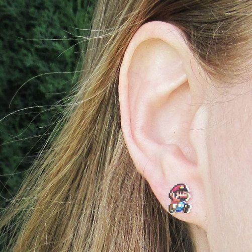 boucles-oreilles-earrings-nintendo-mario-16-bit [501 x 501]