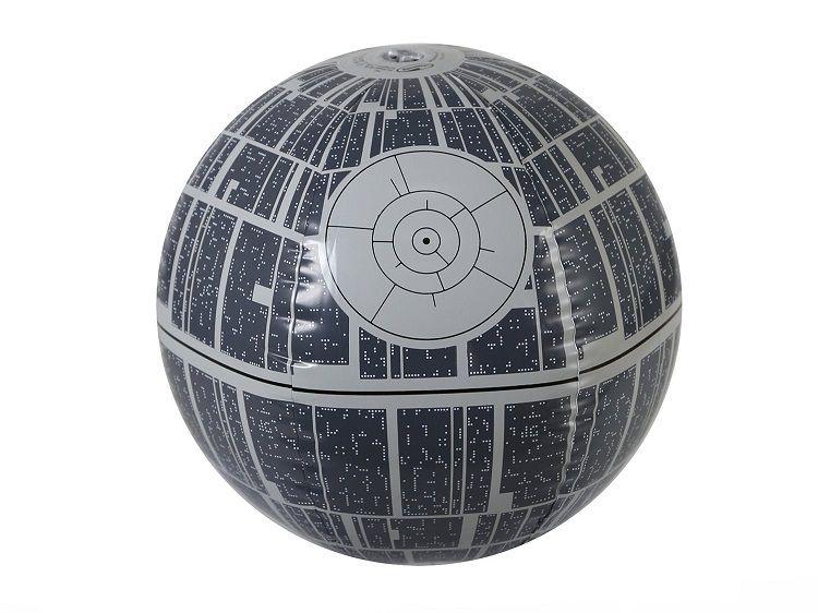 ballon-plage-star-wars-etoile-noire-mort [750 x 562]