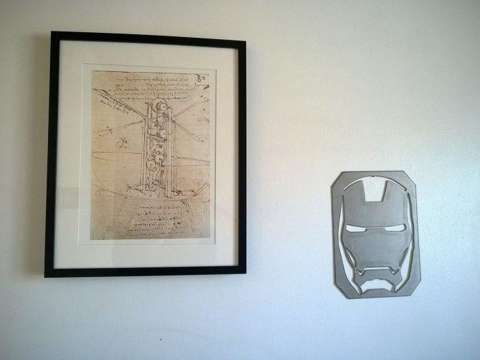 iron-man-panneau-mural-marvel-logo-metal-acier-plaque-decoration [700 x 525]