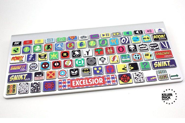marvel-dc-comics-autocollant-sticker-clavier-macbook-touche [750 x 500]