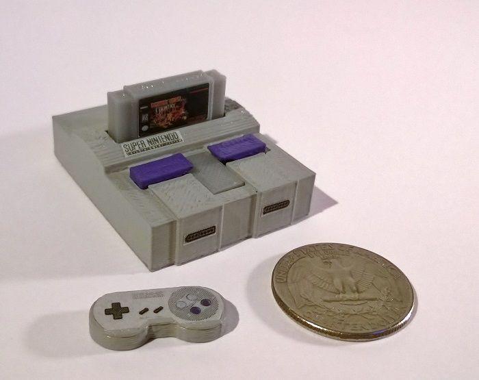 nintendo-super-nes-mini-console-jeu-video-manette-imprimante-3d [700 x 555]